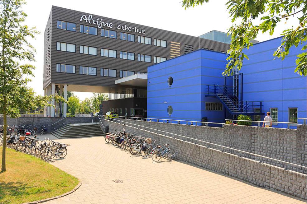 pand Alrijne ziekenhuis