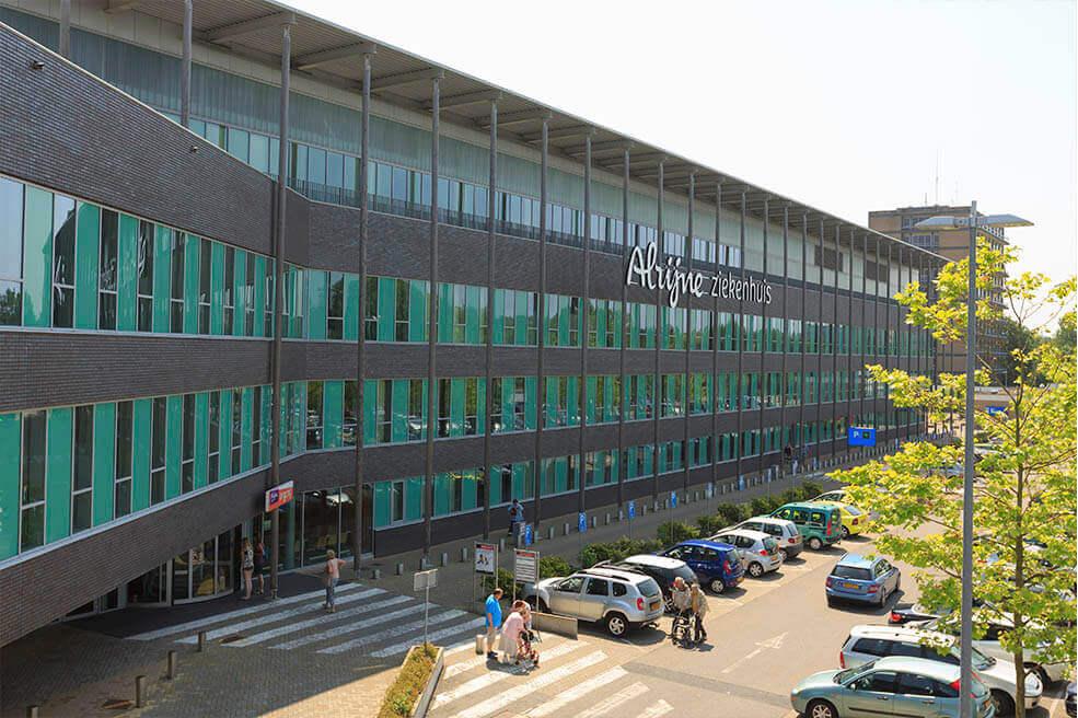 Rijnland ziekenhuis leiderdorp vacatures